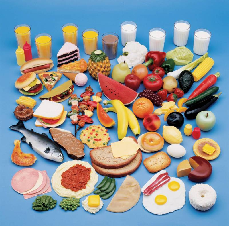 Realistic Play Food Toys : Classroom direct