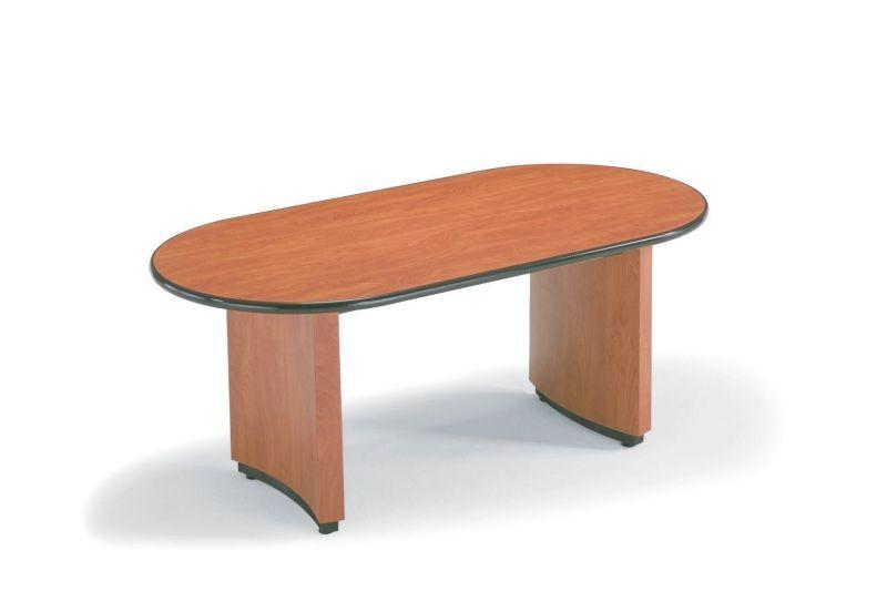 Furniture Office Furniture Racetrack Conference Table 96 Racetrack Conference Table