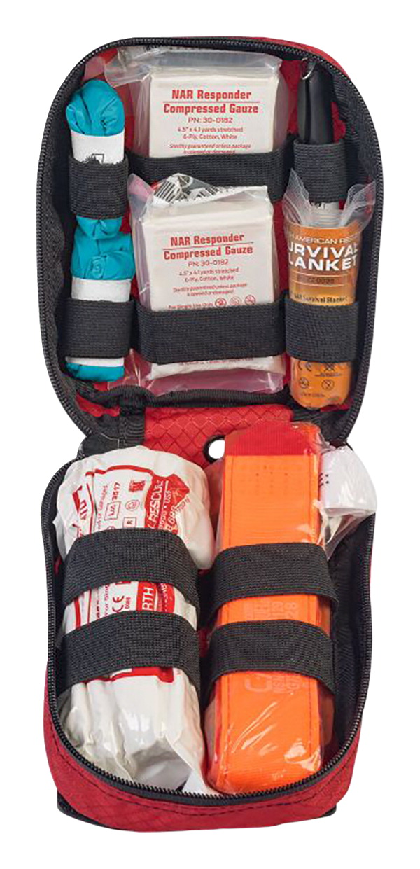 North American Rescue Individual Bleeding Control Kit, Intermediate