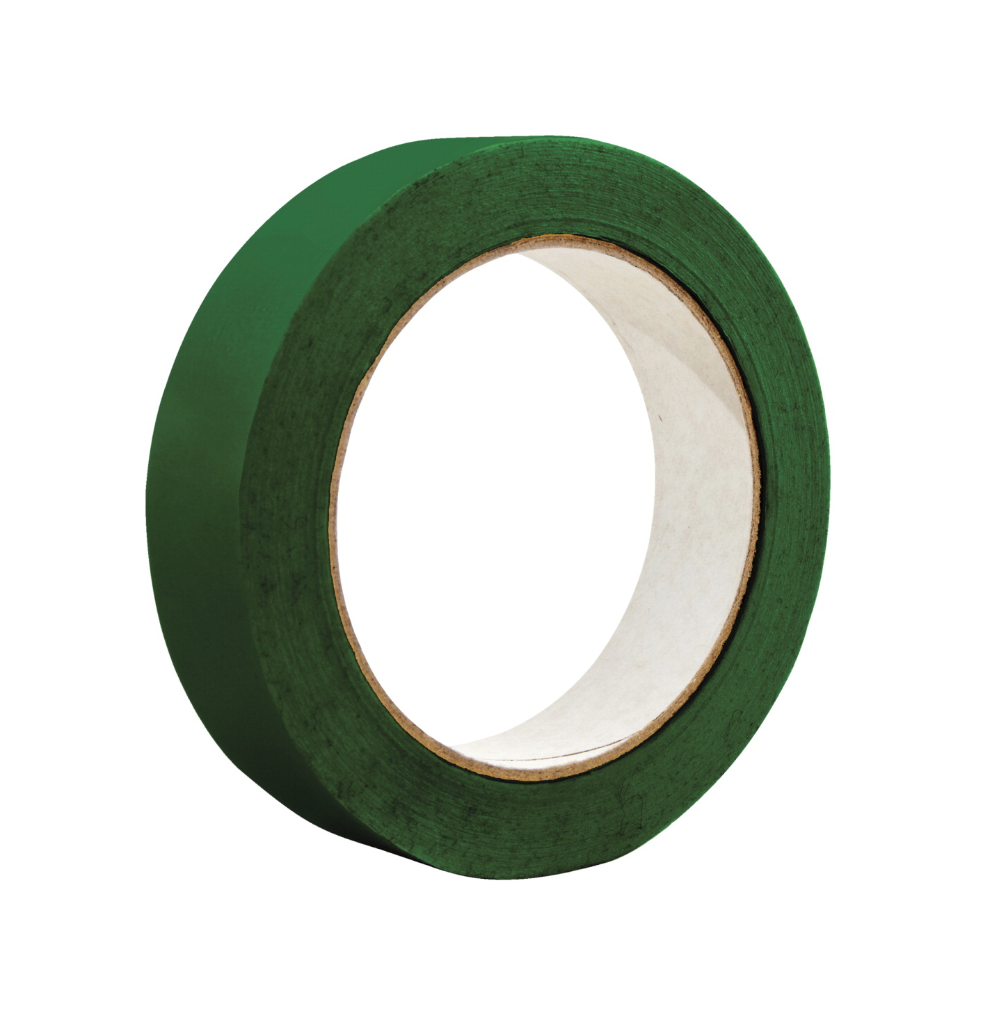 Creativity Street Masking Tape with 3 Inch Core, 1 Inch x 60 Yards, Green