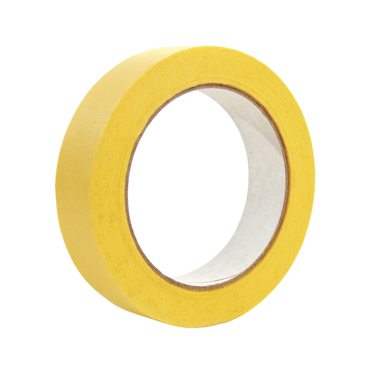 Creativity Street Masking Tape with 3 Inch Core, 1 Inch x 60 Yards, Yellow