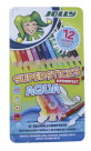 Jolly Supersticks Watercolor Pencils, Assorted Colors, Set of 12