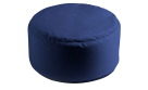 Jaxx Lenox Grand Bean Bag Ottoman, 36 in W x 36 in D x 17-1/2 in H, Various Colors Available,Each