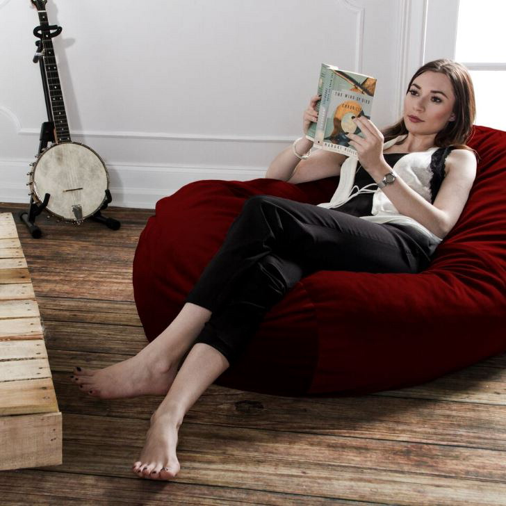 Pleasing Jaxx Bean Bag Lounger 46 X 34 X 26 Inches Various Options Uwap Interior Chair Design Uwaporg