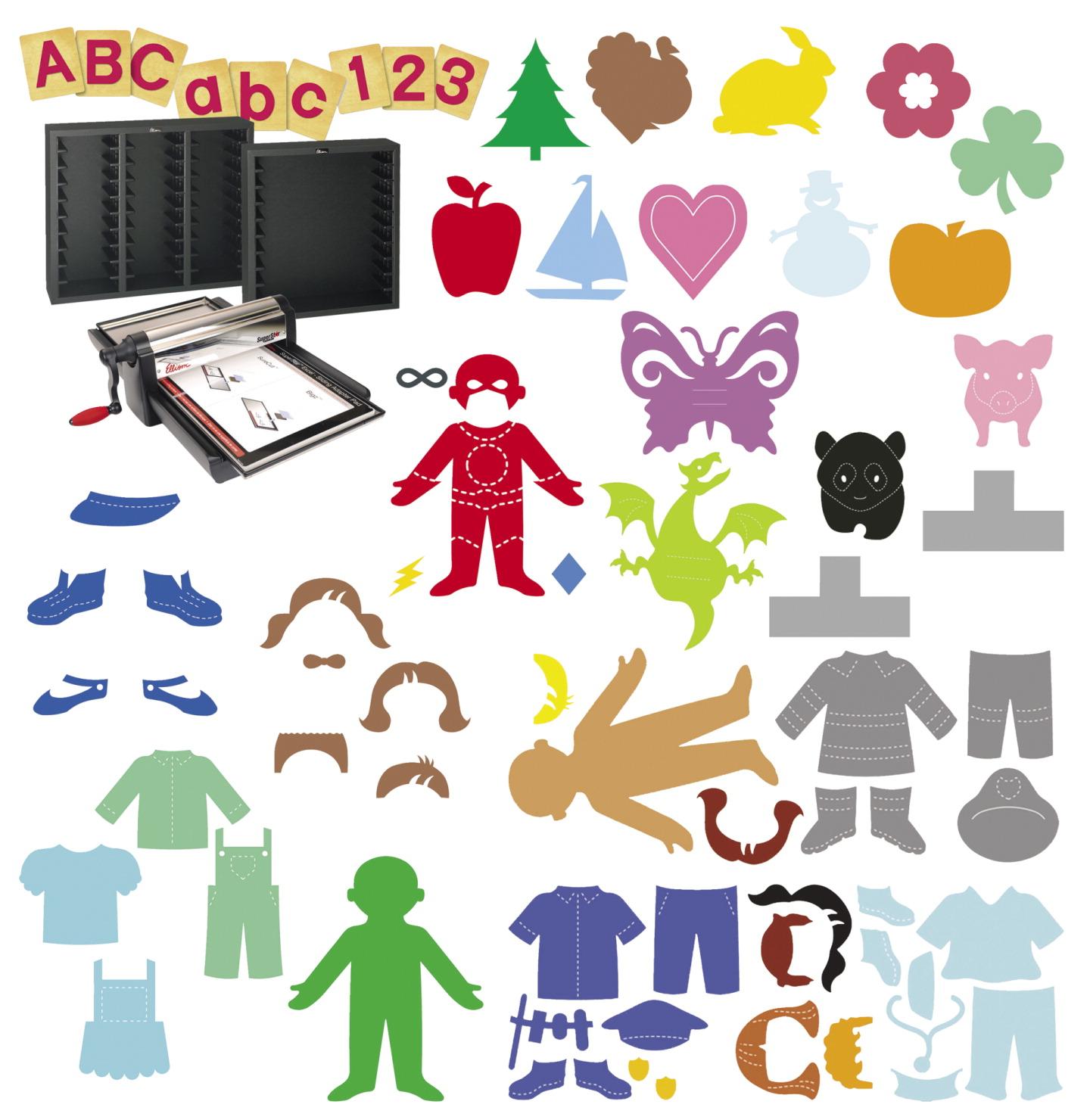 Ellison SuperStar Excel Die Cutting Machine - SCHOOL ...