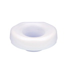 Economy Elevated Toilet Seat, Slip-on Bracket