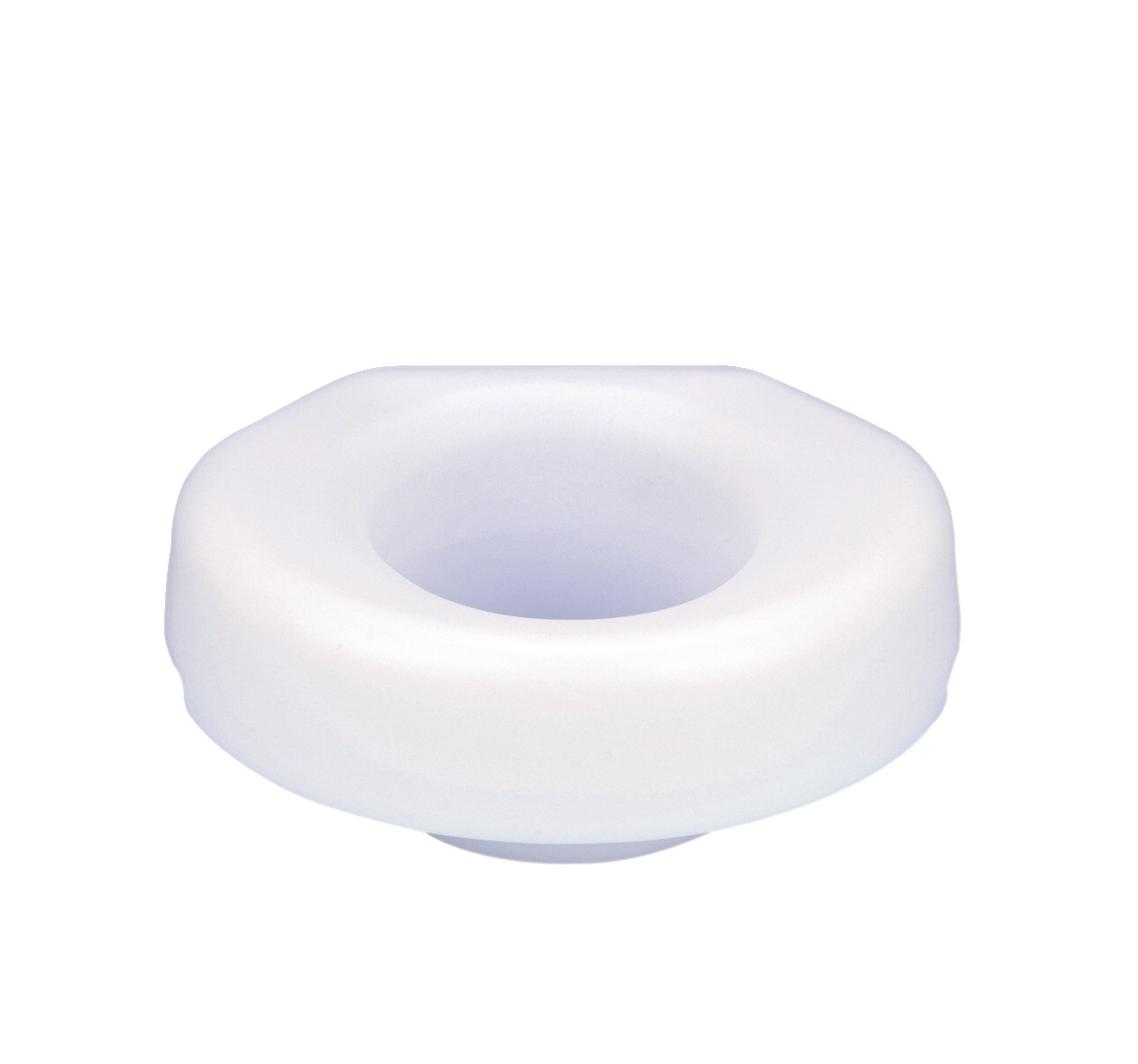 Economy Elevated Toilet Seat, Bolt-down Bracket