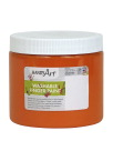 Handy Art Washable Finger Paint, 16 oz, Orange