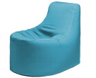 Jaxx Avondale Indoor/Outdoor Bean Bag Desk Chair, 36 in L x 25 in W x 27-1/2 in H, Various Color Available
