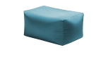 Jaxx Leon Indoor/Outdoor Rectangular Ottoman, 26 in L x 18 in W x 14 in H, Various Colors Available