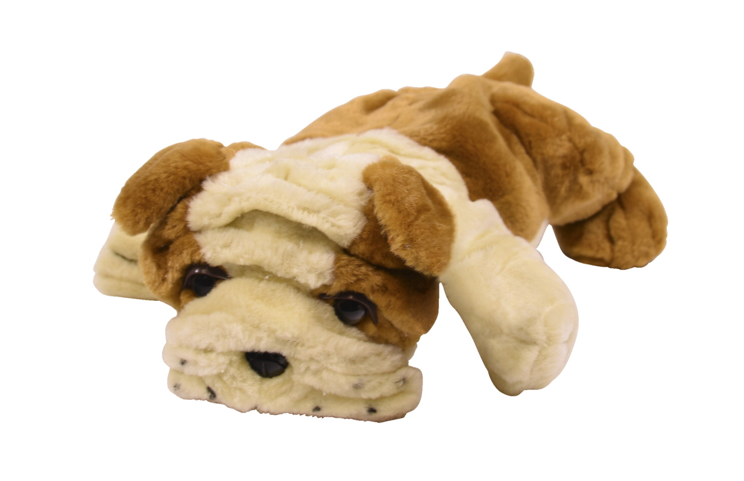 Covered in Comfort Small Weighted Bulldog, 2 Pounds