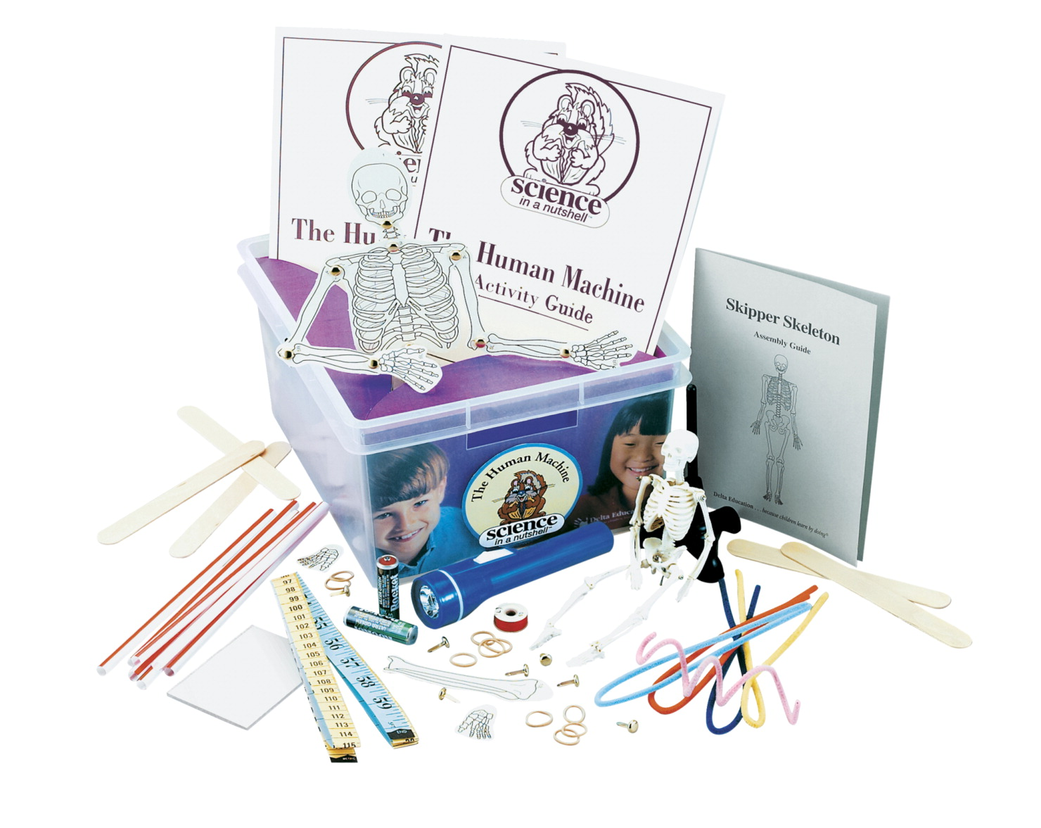 Delta Science in a Nutshell The Human Machine Kit