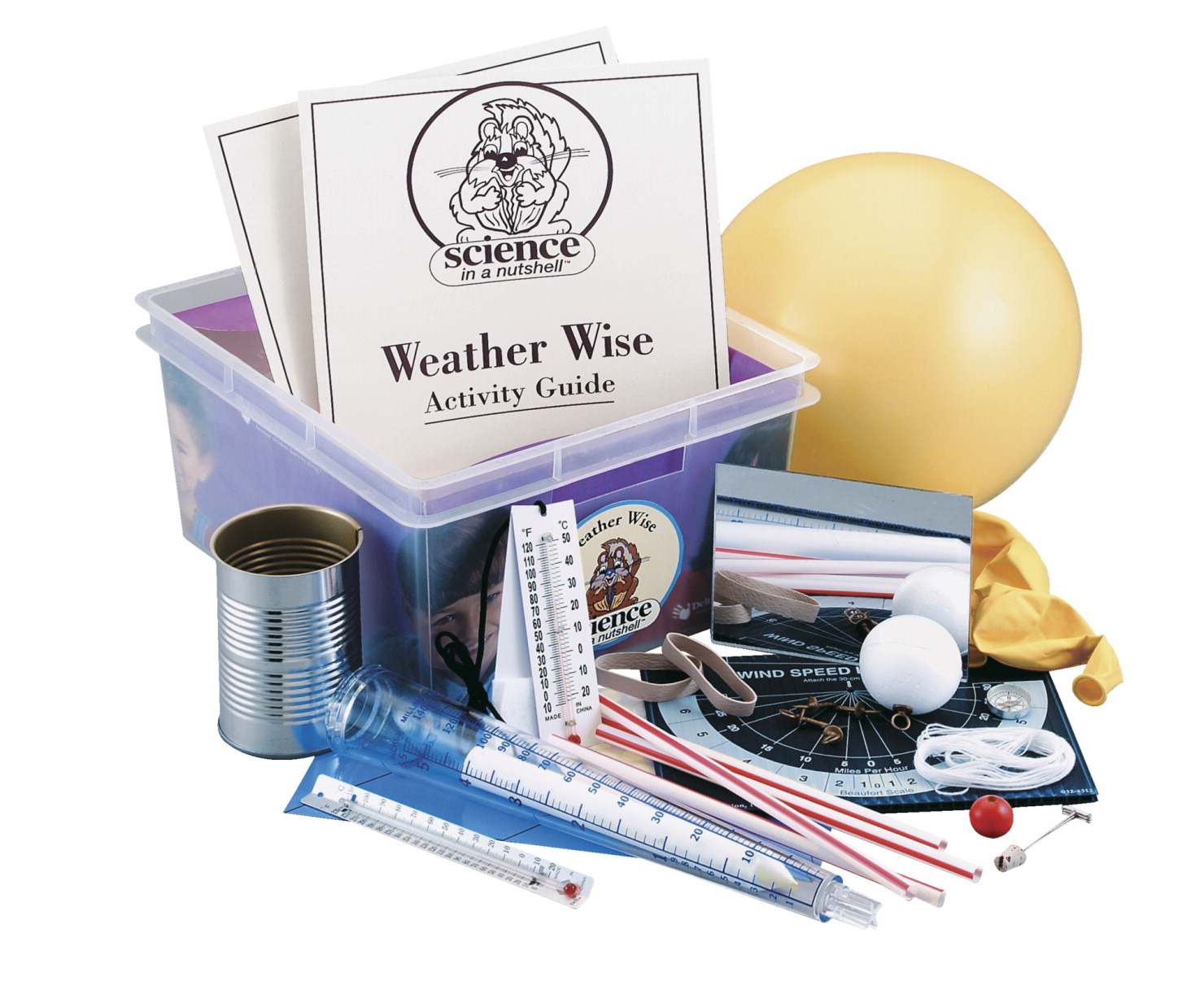 Delta Science in a Nutshell Weather Wise Kit