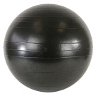 CanDo Ball Chair Replacement Ball, Adult-Size, 20 Inch, Black