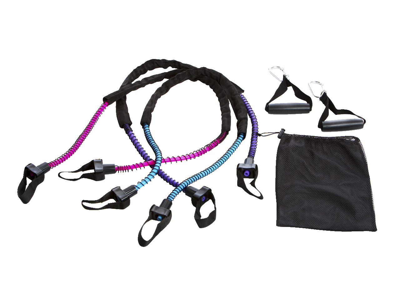 Fitness Ex-Cord Tube PP Handles