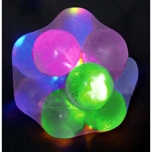 Play Visions Light Up Molecule Ball Sensory Fidget