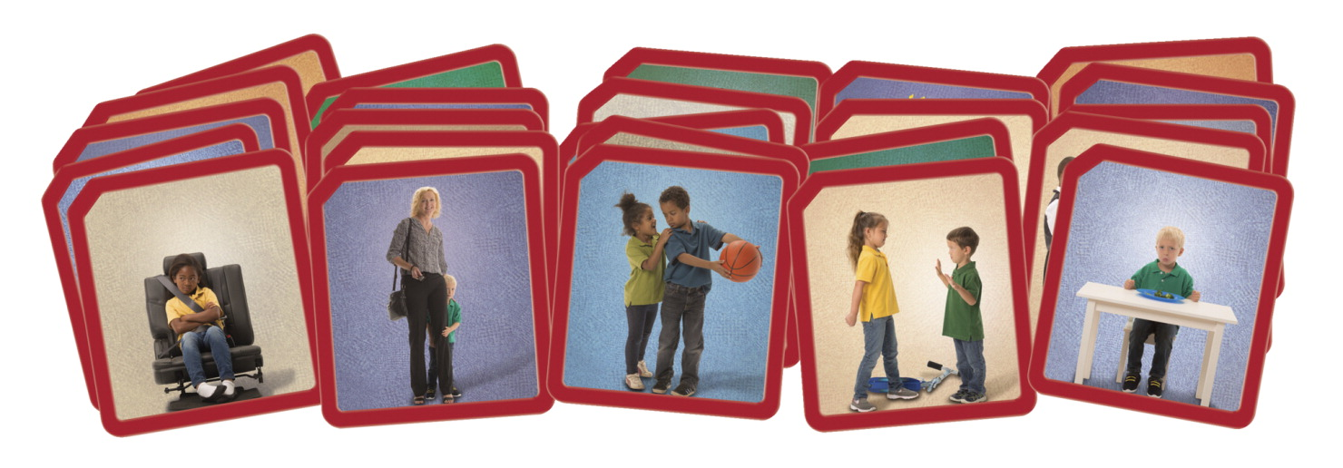 Roylco Explore Emotions Photo Cards, Set of 24