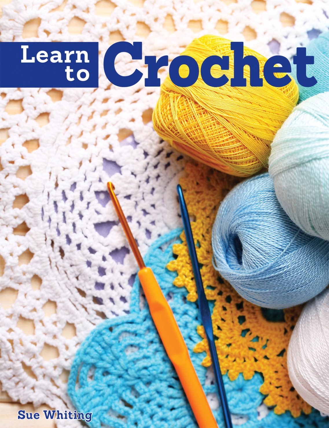 IMM Lifestyle Learn to Crochet Book