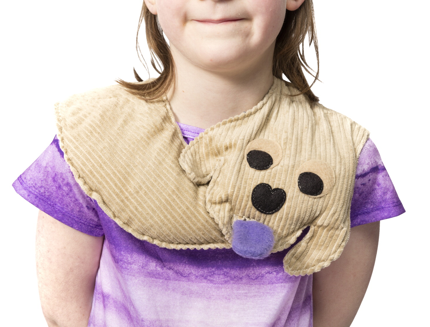 Sommerfly Weighted Puppy Shoulder Wrap - Small