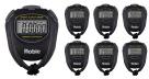 Robic 2 Split Memory Water Resistant Stopwatch
