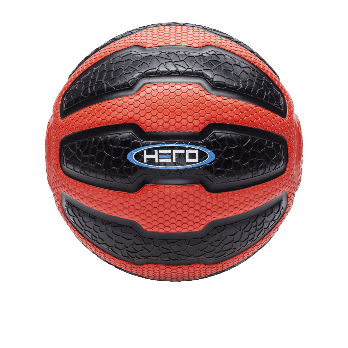 HERO Medicine Ball, 6 Pounds, Red