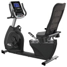 Spirit XBR95 Recumbent Bike, 57 x 30 x 50 in