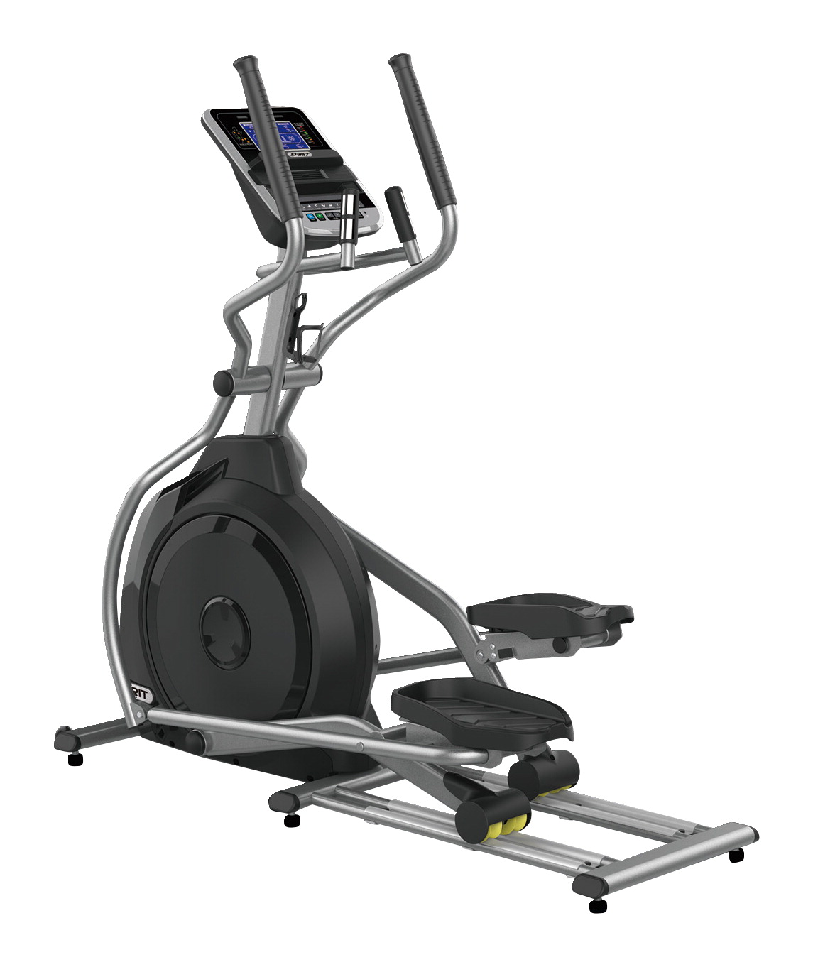 Spirit XE795 Elliptical, 70 x 22 x 68 Inches