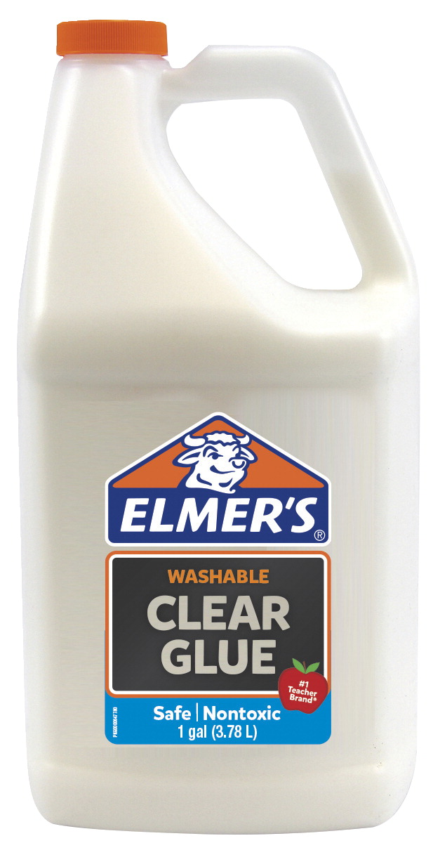 Elmer S Washable Clear School Glue Gallon Clear School