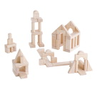 Guidecraft Unit Block Set C, Set of 84
