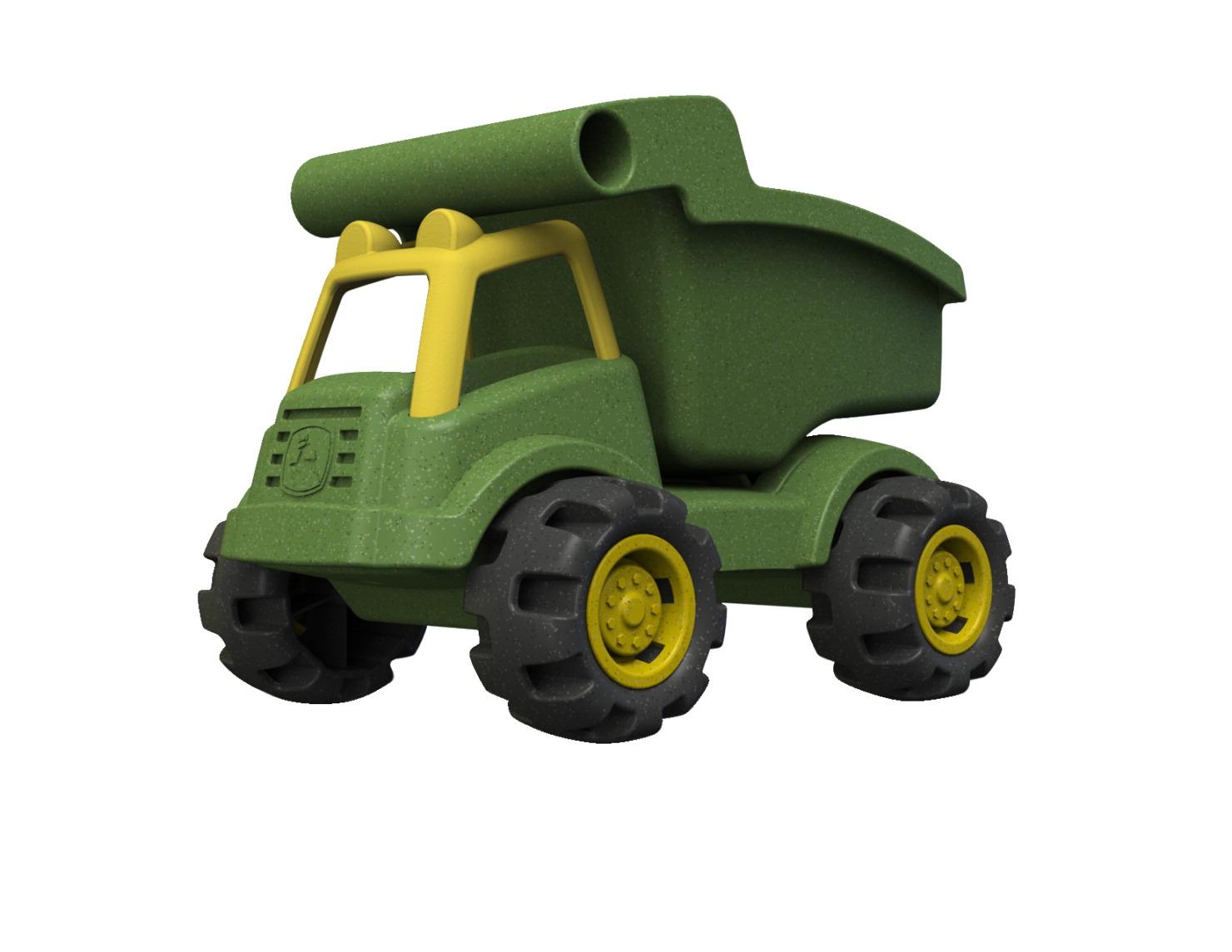 Beginagain Toys John Deere Dump Truck School Specialty