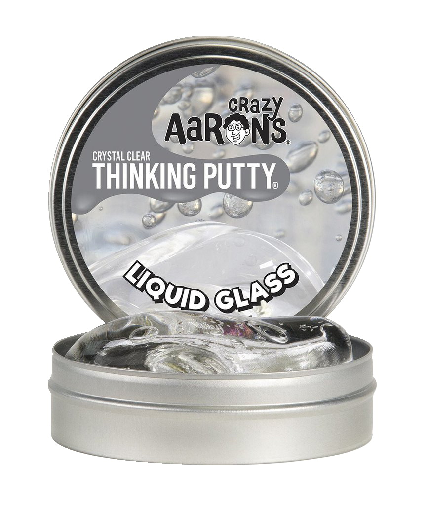 Crazy Aarons Liquid Glass Thinking Putty