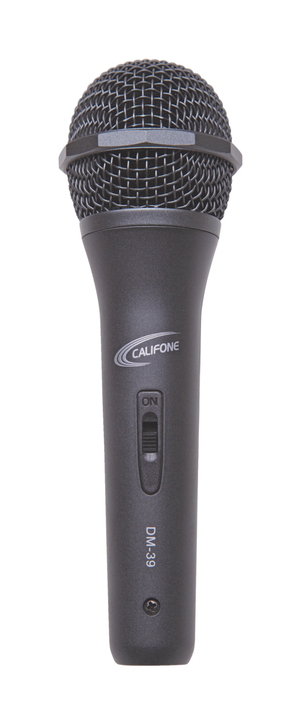 Califone Wired Microphone with XLR Plug