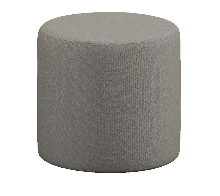 best service f5716 c5a0a High Point Flex Round Ottoman, 20 Round x 18 Inches, Various Options