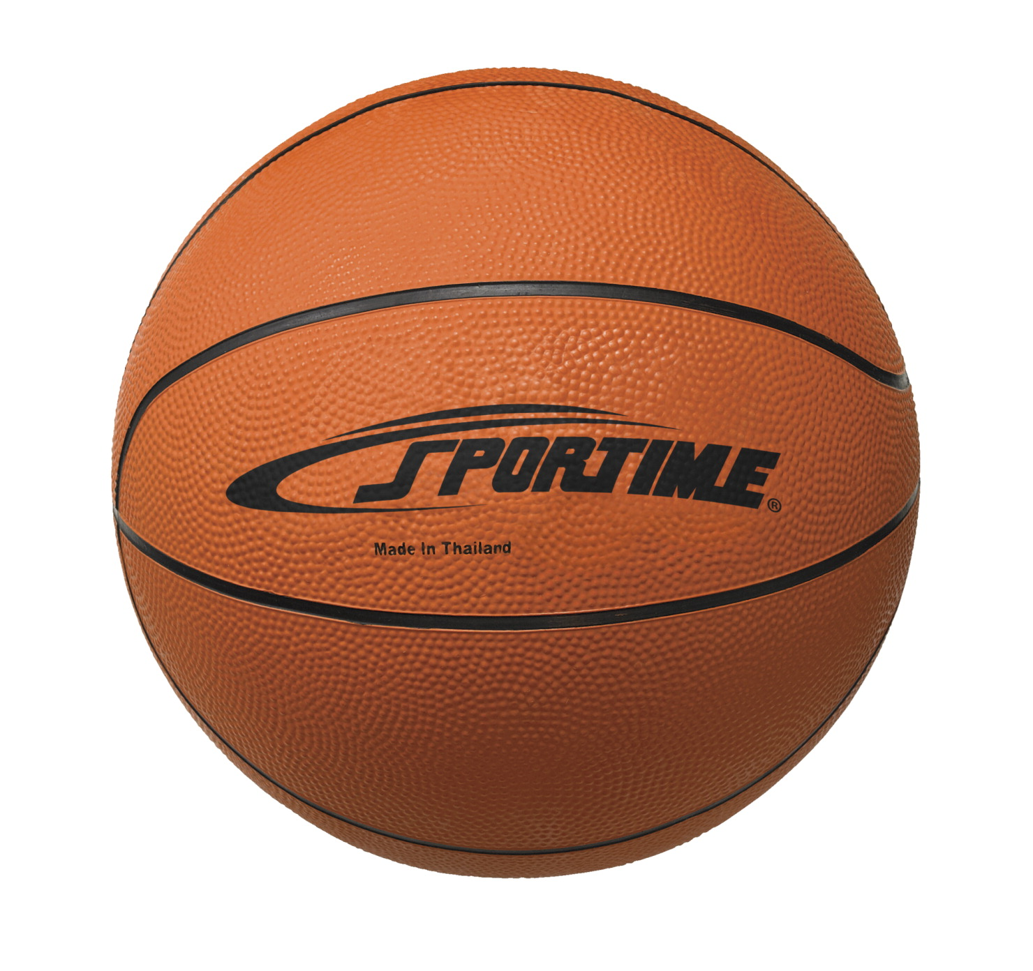 Sportime 28-1/2 Inch Intermediate Women's Rubber Basketball
