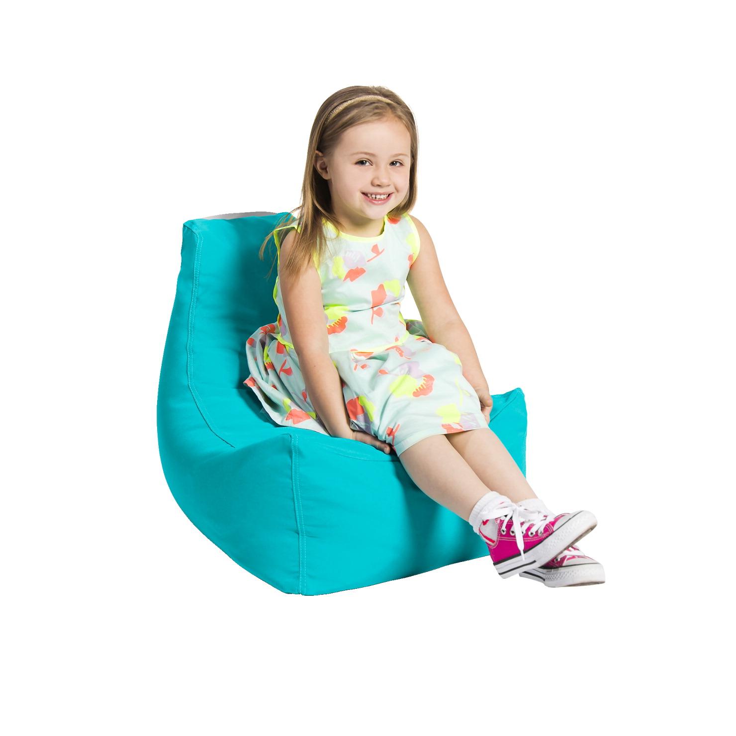 Ja Juniper Junior Outdoor Kids Bean Bag Chair Various Options