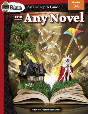 Rigorous Reading An In-Depth Guide for Any Novel, Grades 3 to 5