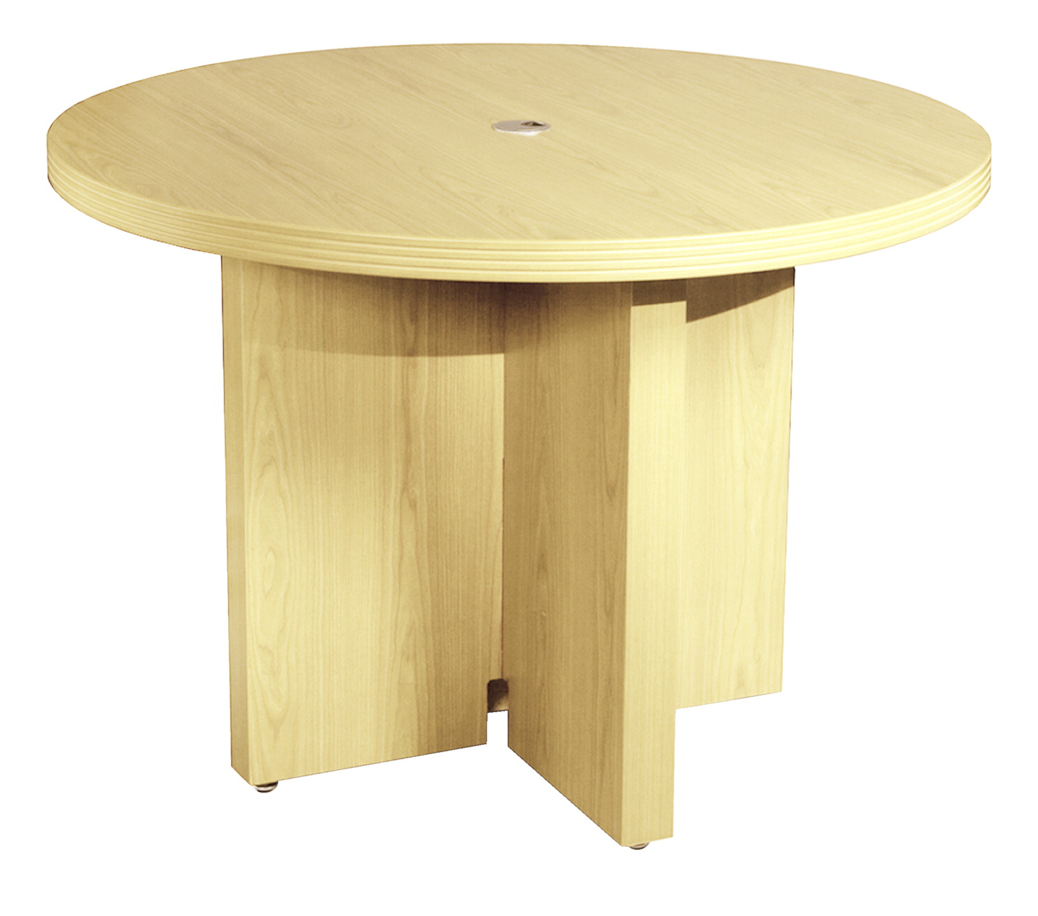 Mayline Round Conference Table SCHOOL SPECIALTY CANADA - 42 inch round conference table