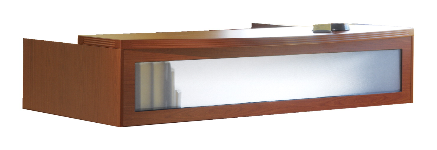Mayline Aberdeen Reception Transaction Counter 72 X 42 15 1 2 Inches