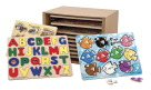 Early Childhood Puzzle Storage, Item Number 070932