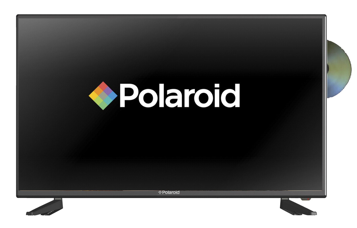polaroid 32 inch 720p led dvd combo school specialty marketplace. Black Bedroom Furniture Sets. Home Design Ideas