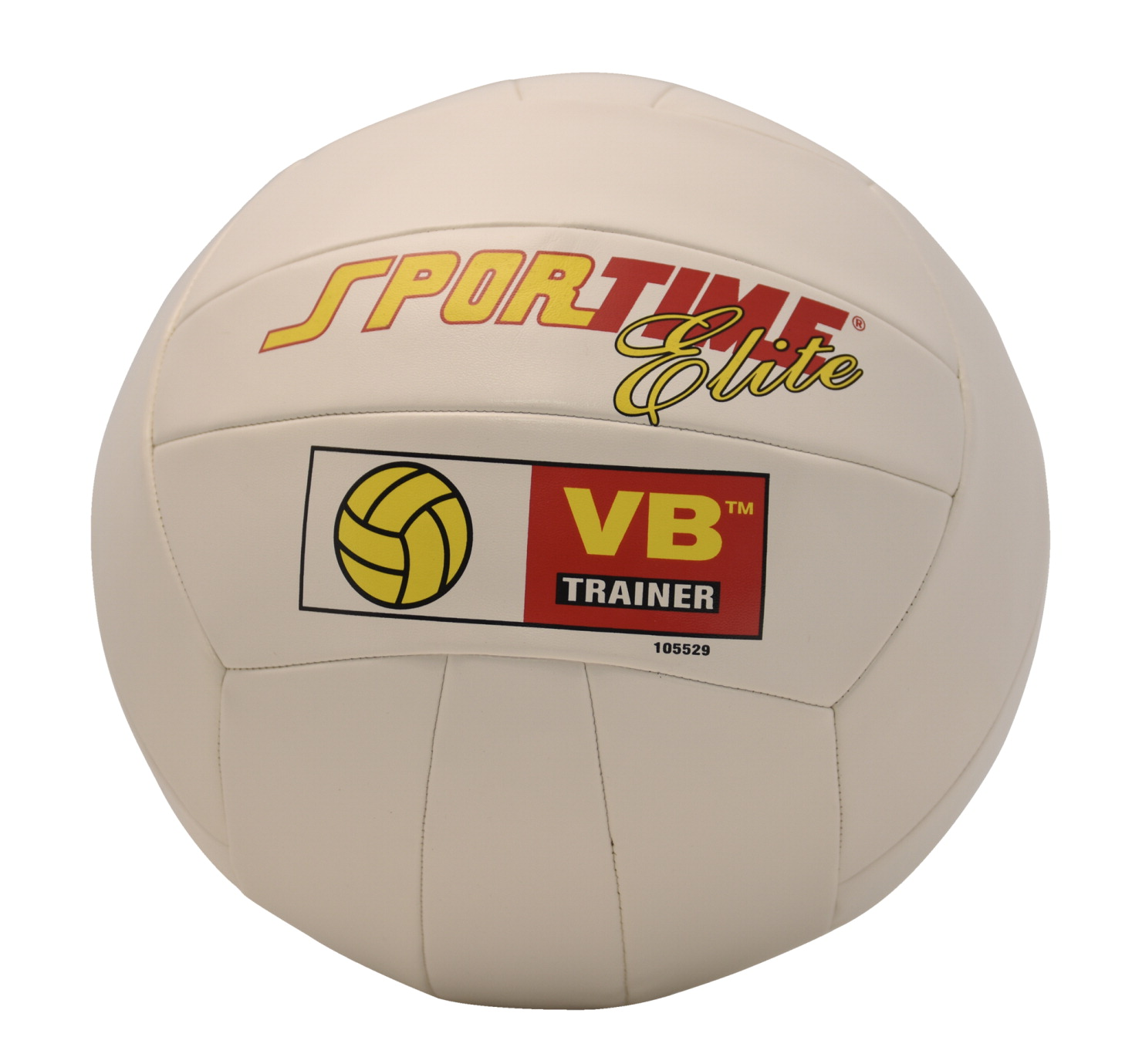 Sportime Elite Volleyball Trainer, Synthetic Leather, White