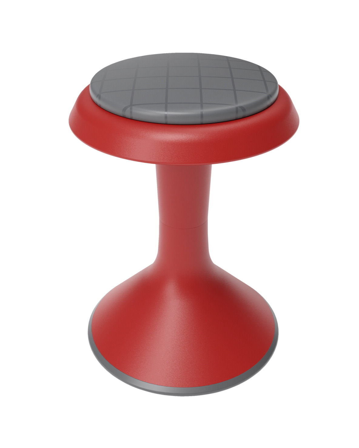Classroom Select NeoRok Stool, Active Wobble Seating, Soft Seat, 19-1/2 Inch Seat Height