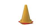 Cones, Safety Cones, Sports Cones, Item Number 008965