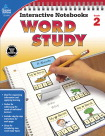 Interactive Notebooks Word Study, Grade 2