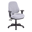Lorell Baily High-Back Multi-Task Chair, 26-7/8 x 26 x 42 Inches, Various Options