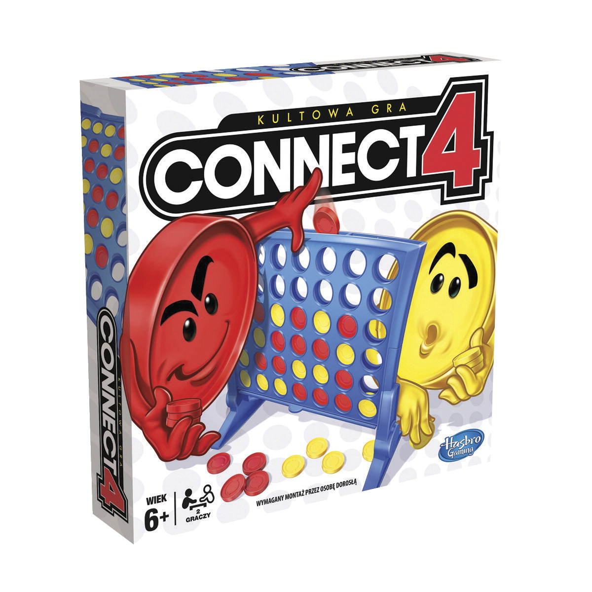 Hasbro Connect-4 Classic Vertical Game