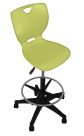 Classroom Select NeoClass Pneumatic Lift Chair with Adjustable Foot Ring
