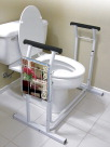 North American Health & Wellness Toilet Safety Support