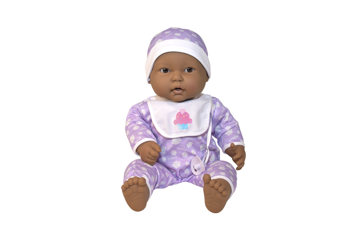 Abilitations Weighted Doll, Hispanic Ethnicity, 4 Pounds