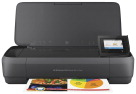 HP Mobile All-in-One Printer, 10PPM, 256 MB DDR3 Memory, Black